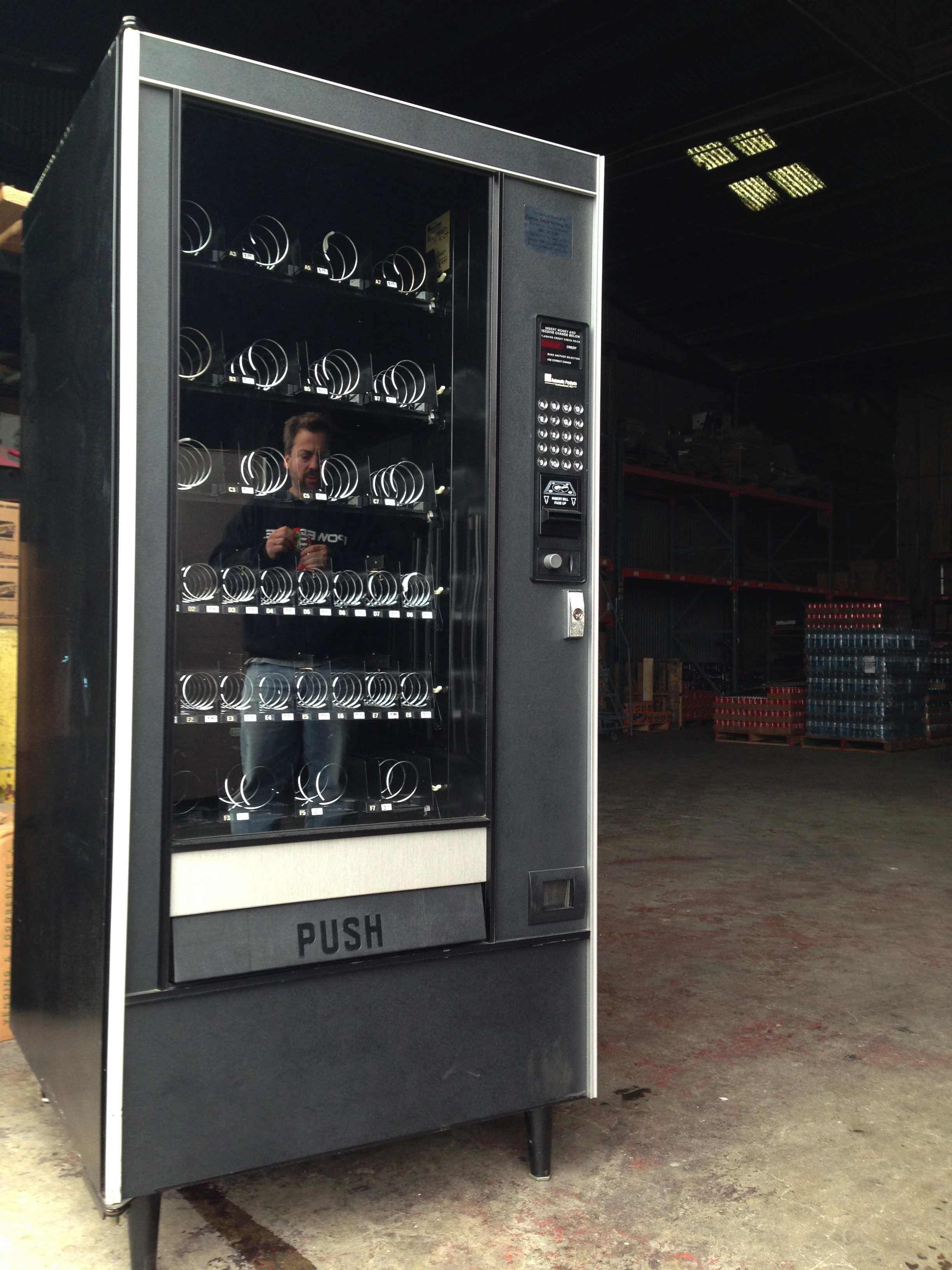 Vending Machines For Sale Vending How